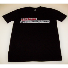 EXTRA EXTRA EXTRA LARGE VINTAGE COMMODORES LAUNCH T-SHIRT VCT01XXXL