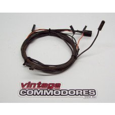 VK VL BOOT LIGHT AND SOLENOID REAR COMPARTMENT LAMP HARNESS ASSEMBLY GM 92023399