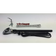 VB VC VH VK VL RADIO AERIAL ANTENNA AND LEAD LOCK DOWN WITH KEY AFTERMARKET  AMMANUALAERIAL