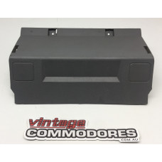 VL HEATER CASE COVER TO LOWER INSTRUMENT PANEL GREY 15i GM 92004298LW