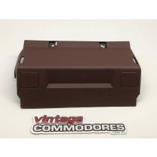 VK HEATER CASE COVER TO LOWER INSTRUMENT PANEL COPPER 75I GM 92004961HX