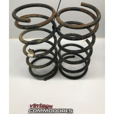 VL 6CYL FRONT PAIR STANDARD SPRINGS GM 92024712