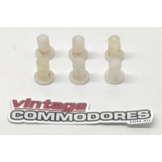 VB VC VH VK VL HOODLINING GROMMET SET SEDAN (6) GM 3466304