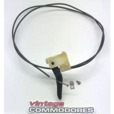 VB VC VH VK VL BONNET RELEASE CABLE GM 92001285